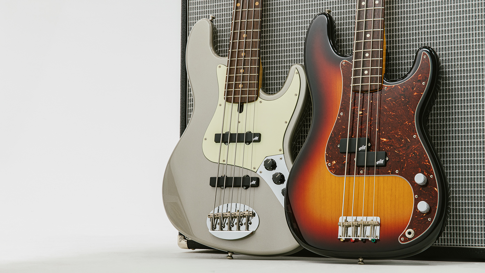 Introducing the DCB® P and J Pickups