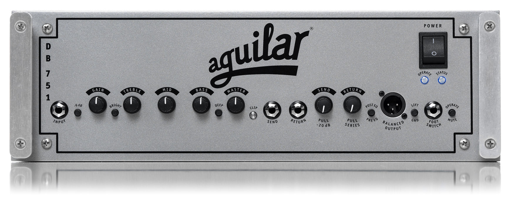 DB 751 – Aguilar Amplification