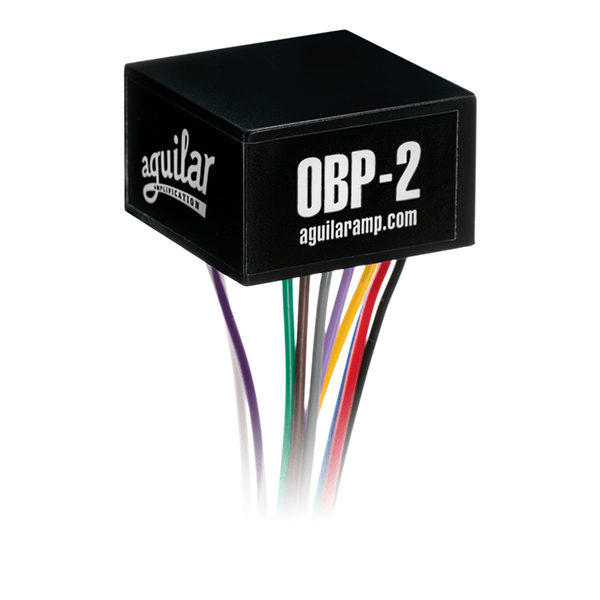 Obp Preamps  U2013 Aguilar Amplification