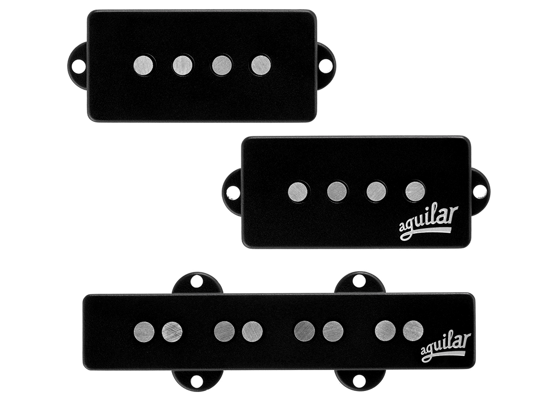 P Bass Pickups Aguilar Amplification Pj Humbucker Wiring Diagram The Ag 4 5 And 6 J Hcs Are Well Balanced Pickup Sets That Provide A Flexible Array Of Tones Whether Using Each Alone Or In Combination